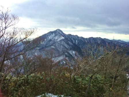 s20111218 鎌ケ岳