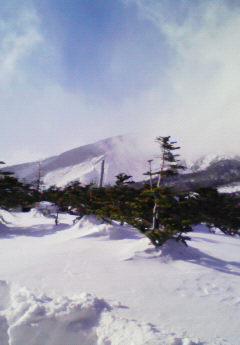 20120114御岳氷雪