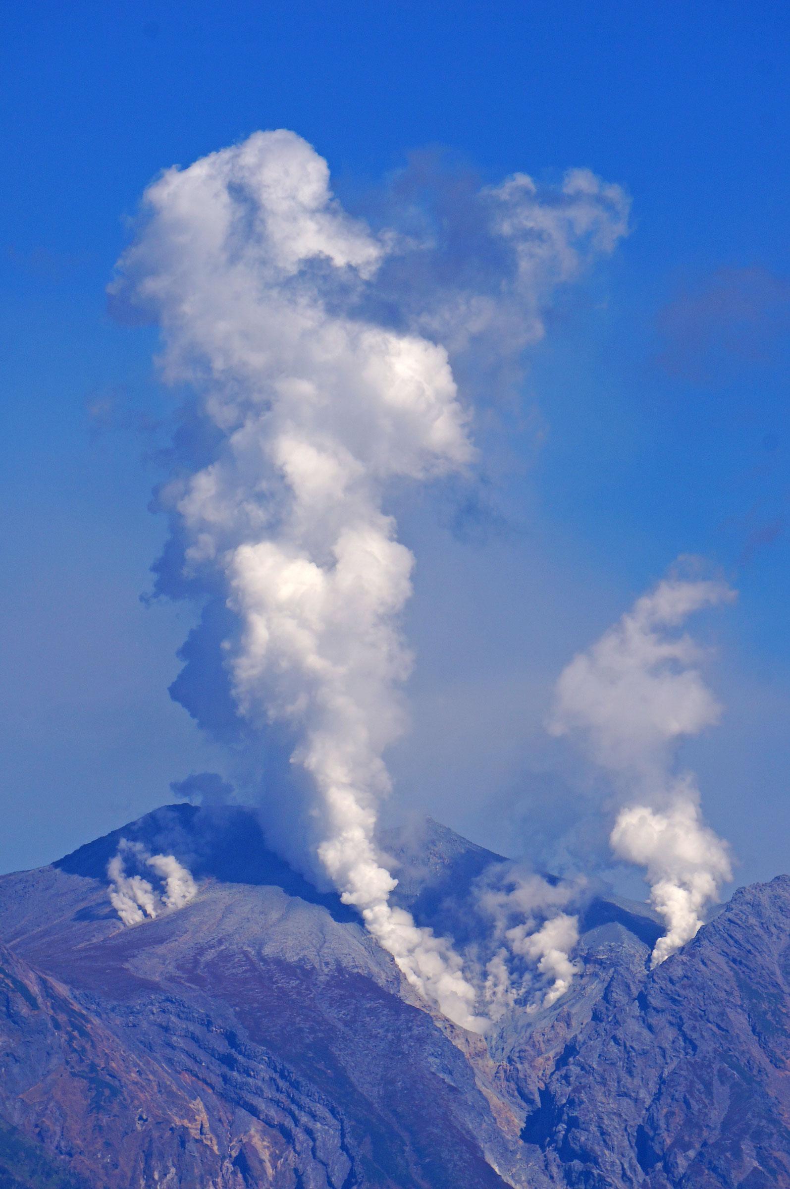 御嶽噴火3